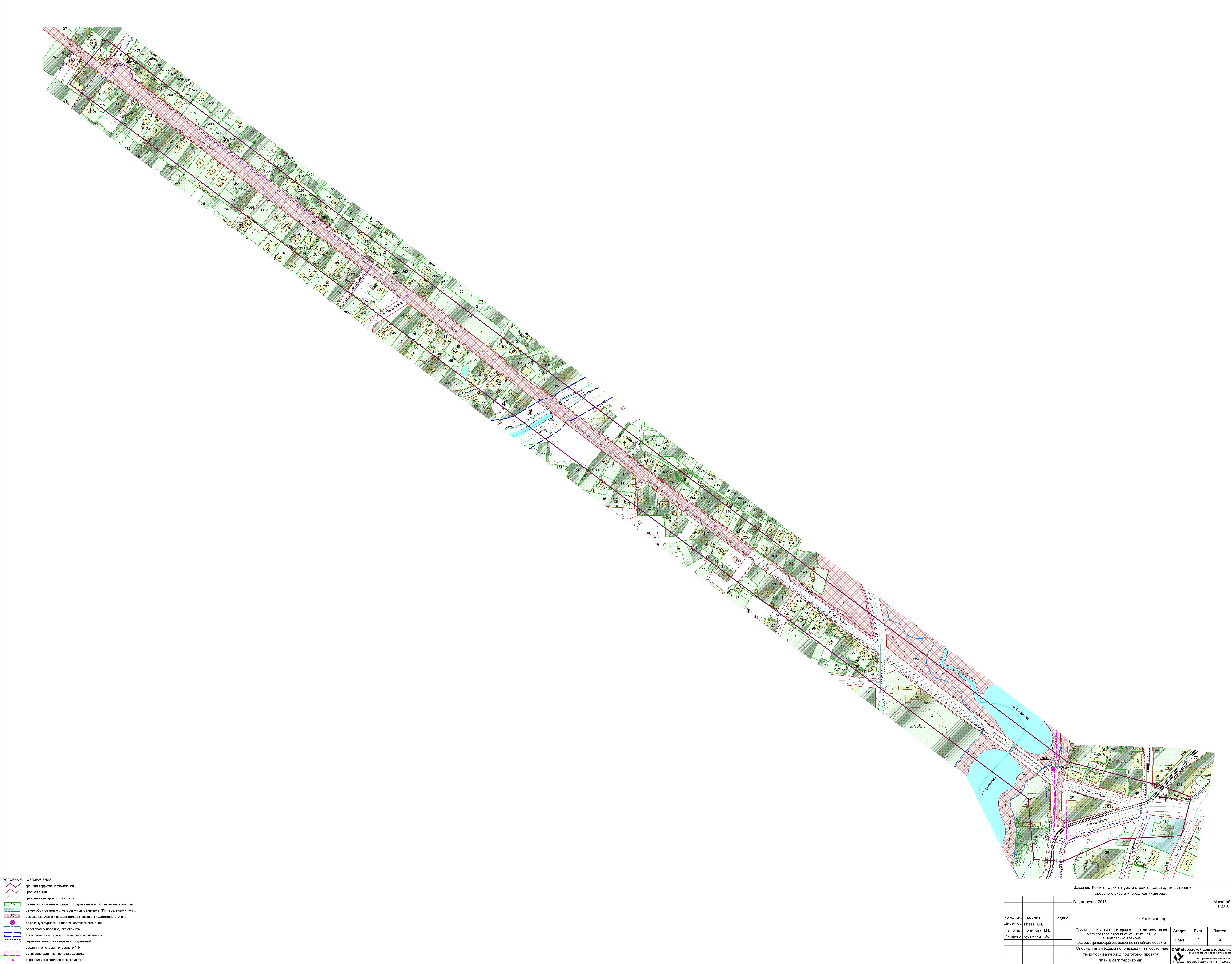Схема организации улично дорожной сети фото 752